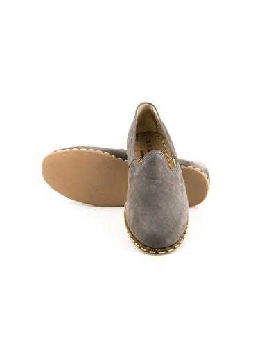 Aintap Ayakkabı Gri